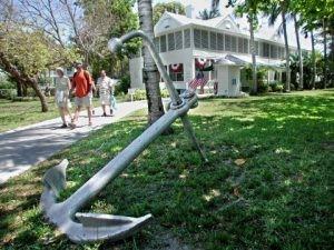 Little White House Photo by Andy Newman. Florida Keys News Bureau