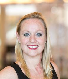 Danielle van der Kwartel close up
