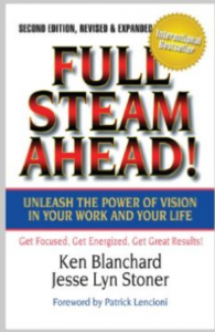 "Click on the book to grab your own copy of ""Full Steam Ahead!"""