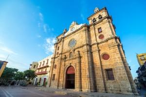 The Church of San Pedro Claver