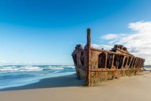 The Mahano Wreck
