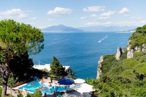 Villa Carola, Capri