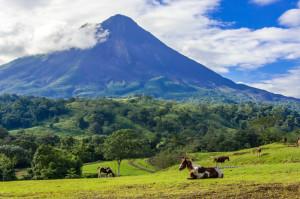 La Fortuna's Arenal Volcano
