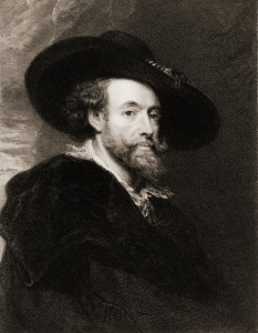 Peter Paul Rubens, Flemish Master.