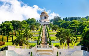 Bahá'í Gardens.