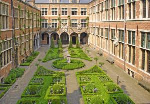 Plantin-Moretus Museum Complex in Antwerp, Belgium