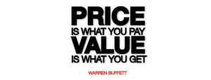 price-value