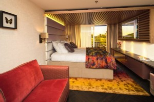 Staterooms will be roomy on AmaMagna. Courtesy of AmaWaterways