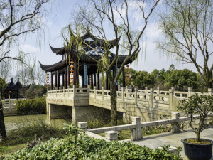 Hanshan Temple in Suzhou, China