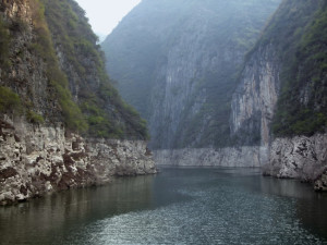 A segment of Shennong Stream