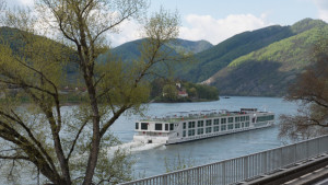 Scenic Jasper on the Danube. © 2015 Ralph Grizzle