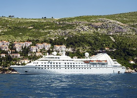 Star Pride, one of Windstar's newest additions