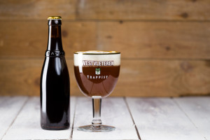 Westvleteren Trappist Beer XII 12 awarded best beer in the world since 2005. Brewed at the Abbey St-Sixtus by monks