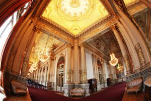 Teatro Colón: Salón Dorado