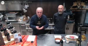 Cooking Class with a Tuscan Chef